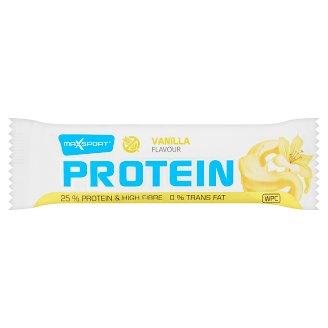 Protein Baton proteinowy waniliowy bez glutenu 60 g