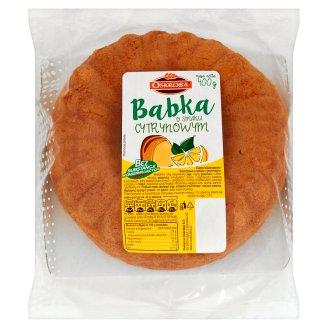 Oskroba Babka o smaku cytrynowym 400 g