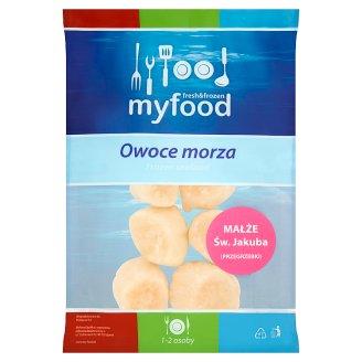 MyFood Owoce morza Małże Św. Jakuba Przegrzebki surowe 200 g