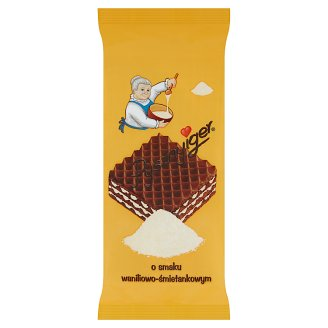 Cocoa Flavour Pysznyiger Wafer 140 g