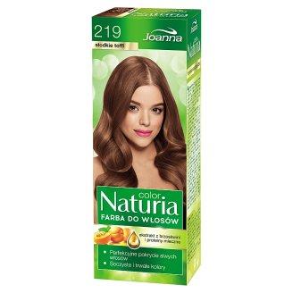 Joanna Naturia Color Farba do włosów 219 słodkie toffi
