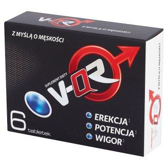 V-QR Suplement diety 4 g (6 tabletek)