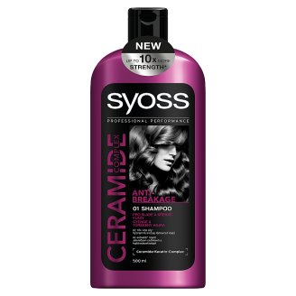 Syoss Ceramide Complex Anti-Breakage Szampon 500 ml