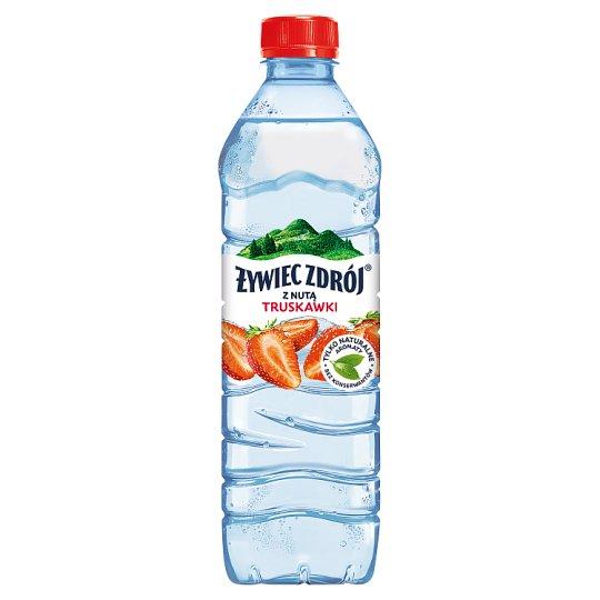 Żywiec Zdrój Strawberry Flavoured Still Drink 500 ml