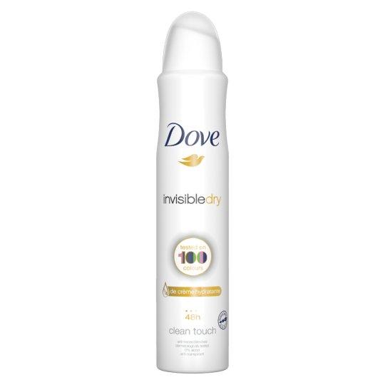 Dove Invisible Dry Antyperspirant w aerozolu 250 ml