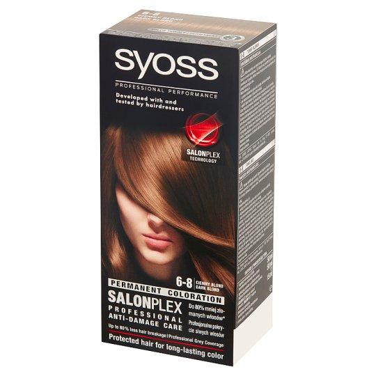Syoss Salonplex Farba Do Wlosow Ciemny Blond 6 8 Tesco Ezakupy