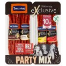 Tarczyński Kabanos Exclusive Party mix 200 g (4 x 50 g)