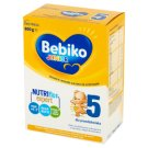 Bebiko Junior 5 Mleko modyfikowane dla dzieci już od 2,5 roku życia 800 g (2 sztuki)