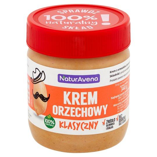 NaturAvena Classic Peanut Cream 340 g