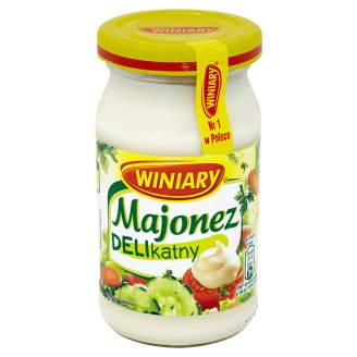 Winiary Delicate Mayonnaise 250 ml