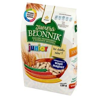 Granex Zawiera Błonnik Junior Pałeczki wielozbożowe z dodatkiem błonnika 130 g