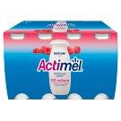 Danone Actimel Malina Mleko Fermentowane 800 g (8 sztuk)