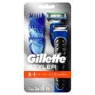 Gillette Fusion All Purpose Styler - Razor, Trimmer, Shaver & Edger