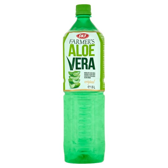 OKF Farmer's Aloe Vera Drink original 1.5 L
