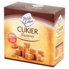 Polski Cukier Cukier trzcinowy kostka 500 g