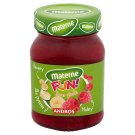 Materne Fun! Super Plain Low Sugar Jam Raspberry with Banana 270 g