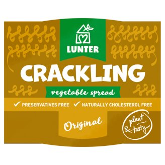 Lunter Crackling Paste with Onion Crackling's 115 g