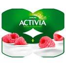 Danone Activia Jogurt malina 480 g (4 x 120 g)