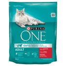 PURINA ONE Adult Complete Food for Adult Cats with Beef and Whole Grains 800 g