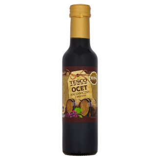 Tesco Modena Balsamic Vinegar 250 ml