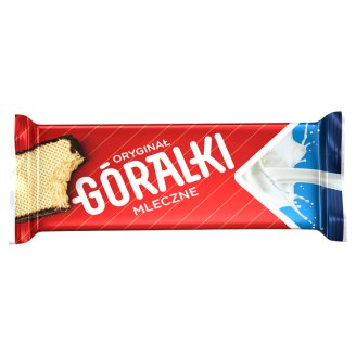 Góralki Milk Wafer with Cream Filling 50 g