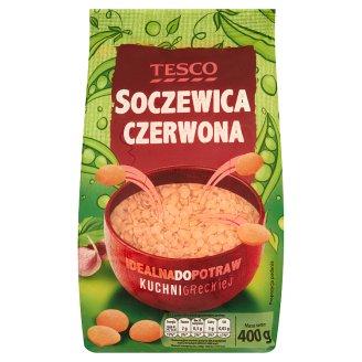 Tesco Soczewica czerwona 400 g