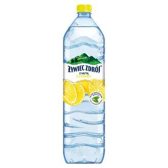 Żywiec Zdrój Lemon Flavour Still Drink 1.5 L