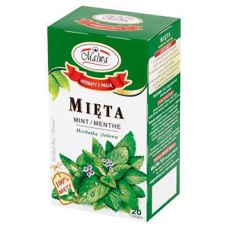 Malwa Peppermint Herbal Tea 40 g (20 Tea Bags)