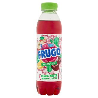 Frugo Young Stars Cherry Mint Apple Lemon Flavour Non Carbonated Drink 500 ml