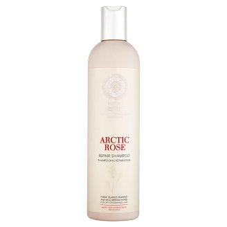Natura Siberica Arctic Rose Repair Shampoo for Dry or Damaged Hair 400 ml