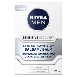 NIVEA MEN Sensitive Recovery After Shave Balm 100 ml