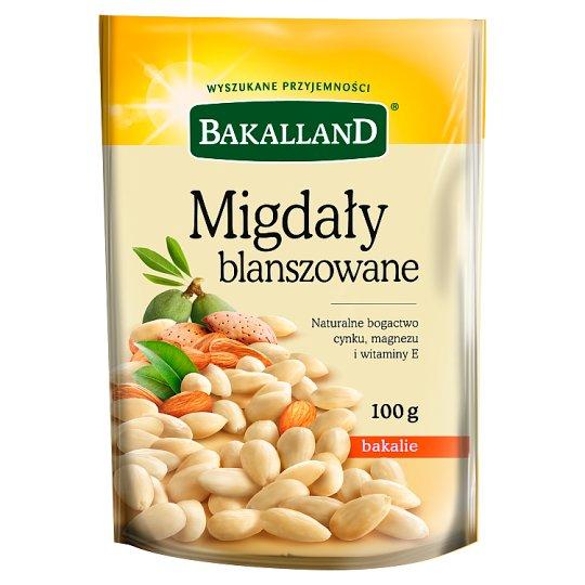 Bakalland Migdały blanszowane 100 g