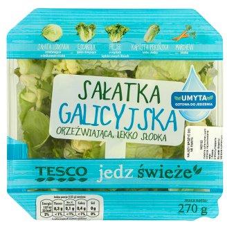 Tesco Sałatka Galicyjska 270 g
