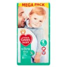 Tesco Loves Baby Ultra Dry 4+ Maxi+ 9-20 kg Nappies 50 Pieces