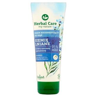 Farmona Herbal Care Flaxseed Regenerating Hand Cream 100 ml