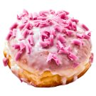 Donut with Raspberry Filling