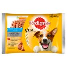 Pedigree Vital Protection Complete Dog Food in Mousse 400 g (4 x 100 g)