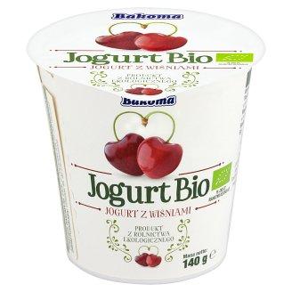 Bakoma Bio Yoghurt with Cherries 140 g