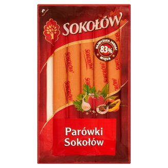 Sokołów Thin Sausages 250 g