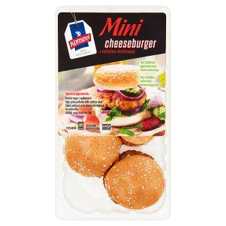 Konspol Mini Cheeseburger with Chicken Cutlet 245 g