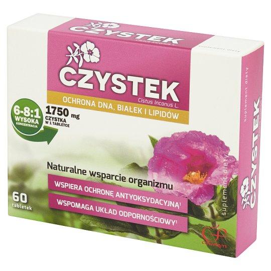 Colfarm Czystek Suplement diety 60 tabletek