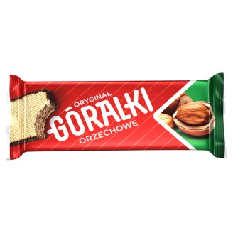 Góralki Nut Wafer with Cream Filling 50 g