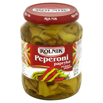 Rolnik Pickled Pepper 650 g