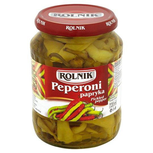 Rolnik Peperoni papryka 650 g