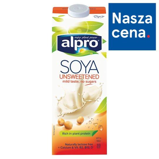 Alpro Unsweetened Soya Drink 1 L