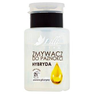 Lilli Line Zmywacz do paznokci hybryda 150 ml
