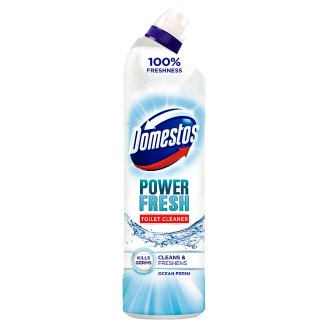 Domestos Total Hygiene Ocean Fresh WC Gel 700 ml