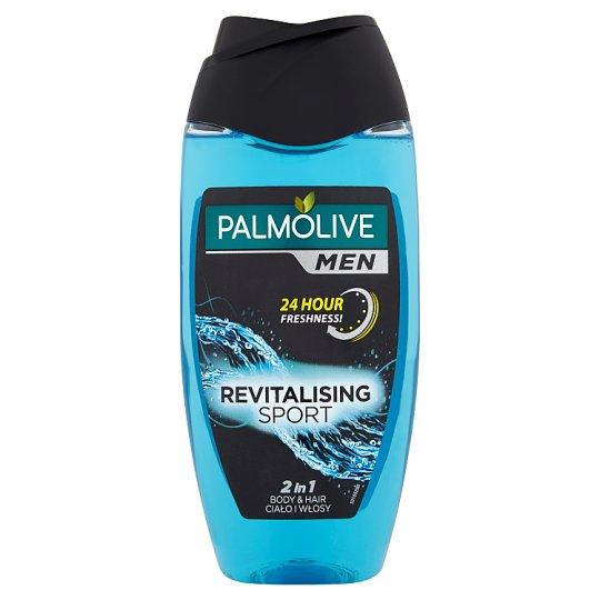 Palmolive Men Revitalising Sport 2w1 Żel pod prysznic i szampon 250 ml