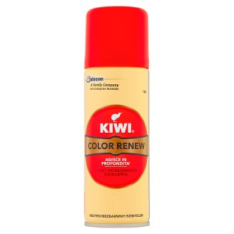 Kiwi Colourless Renovator for Suede and Nubuck 200 ml