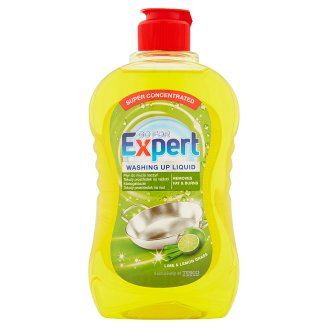Go for Expert Lime & Lemon Grass Washing Up Liquid 500 ml